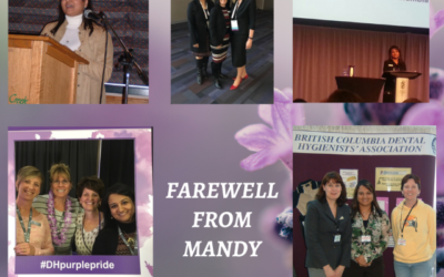 Farewell from Mandy