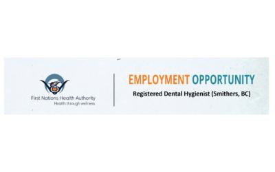 FNHA Job Opportunity